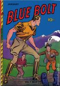 Blue Bolt (1940-1949) Vol. 7 #8