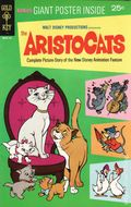 Aristocats (1971 Movie Comics) 103N
