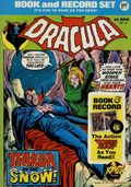 Dracula Book and Record Set (1974 Power Records) PR#15R