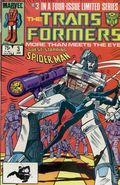 Transformers (1984 Marvel) 3REP.3RD