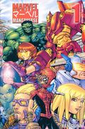 Marvel Mangaverse Eternity Twilight (2002) 1
