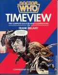 Doctor Who Timeview: The Complete Doctor Who Illustrations of Frank Bellamy SC (1985) 1-1ST