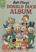 Donald Duck Album (1962 Dell) 1204-207