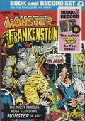 Monster of Frankenstein Book and Record Set (1974 Power Records) PR14-R