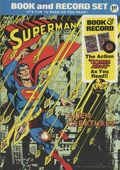Superman Book and Record Set (1975) Peter Pan/Power Records 28R