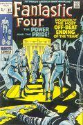 Fantastic Four (1961 1st Series) UK Edition 87UK