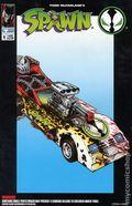 Spawn Action Figure Comic Spawnmobile (1994) 1