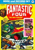 Fantastic Four Book and Record Set (1974 Power Records) PR13-N
