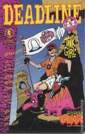 Deadline U.S.A. with Tank Girl (1991 1st Series) 1