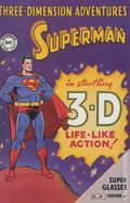 Three Dimension Adventures (1997 Reprint Superman 3-D) 1NOGLASSES