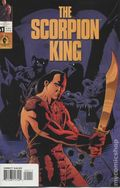 Scorpion King (2002 Art Cover) 1