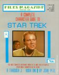 Files Magazine Focus on A Complete Character Guide to Star Trek SC (1987) 1-1ST