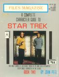 Files Magazine Focus on A Complete Character Guide to Star Trek SC (1987) 2-1ST