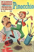 Classics Illustrated Junior (1953 - 1971 Reprint) 513