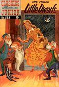 Classics Illustrated Junior (1953 - 1971 Reprint) 552