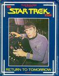 Files Magazine Spotlight on the Star Trek Files SC (1985-1986) ST-08