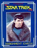 Files Magazine Spotlight on the Star Trek Files SC (1985-1986) ST-09