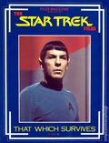 Files Magazine Spotlight on the Star Trek Files SC (1985-1986) ST-13