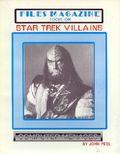 Files Magazine Focus on Star Trek Villains SC (1987) 1-1ST