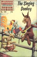Classics Illustrated Junior (1953 - 1971 Reprint) 550