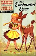 Classics Illustrated Junior (1953 - 1971 Reprint) 554