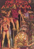First Kingdom (1974) #8, 1st Printing