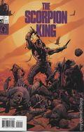 Scorpion King (2002 Art Cover) 2