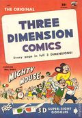Three Dimension Comics Mighty Mouse (1953 1st Printing) 2N