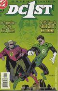 DC First Green Lantern Green Lantern (2002) 1