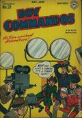 Boy Commandos (1942-1949 1st Series) 21