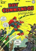 Boy Commandos (1942-1949 1st Series) 24