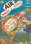 Air Wonder Stories (1929-1930 Stellar) Pulp Vol. 1 #4