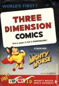 Three Dimension Comics Mighty Mouse (1953 1st Printing) 1N