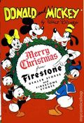 Donald and Mickey Merry Christmas (1943) Giveaway 1946