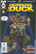 Howard the Duck (2002 2nd Series) 1DF.SIGNED