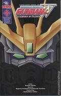 Mobile Suit Gundam Wing Battlefield of Pacifists (Diamond) 1