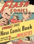 Flash Comics Wheaties Giveaway (1946) NN