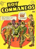 Boy Commandos (1942-1949 1st Series) 2