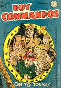 Boy Commandos (1942-1949 1st Series) 8