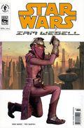 Star Wars Zam Wesell GN (2002 Dark Horse) 1-1ST