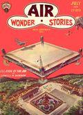 Air Wonder Stories (1929-1930 Stellar) Pulp Vol. 1 #1