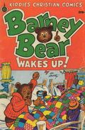 Barney Bear Wakes Up (1977 Spire) 1B