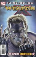 Weapon X (2002 2nd Series) 1