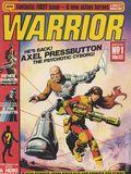 Warrior (1982 Quality) UK 1