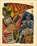2000 AD (1977 IPC/Fleetway/Rebellion) UK 2B