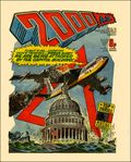 2000 AD (1977 IPC/Fleetway) UK 16