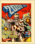 2000 AD (1977 IPC/Fleetway/Rebellion) UK 19