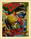2000 AD (1977 IPC/Fleetway/Rebellion) UK 22