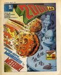 2000 AD (1977 IPC/Fleetway/Rebellion) UK 25