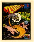 2000 AD (1977 IPC/Fleetway) UK 38